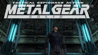 How Metal Gear Solid Is Changed In English