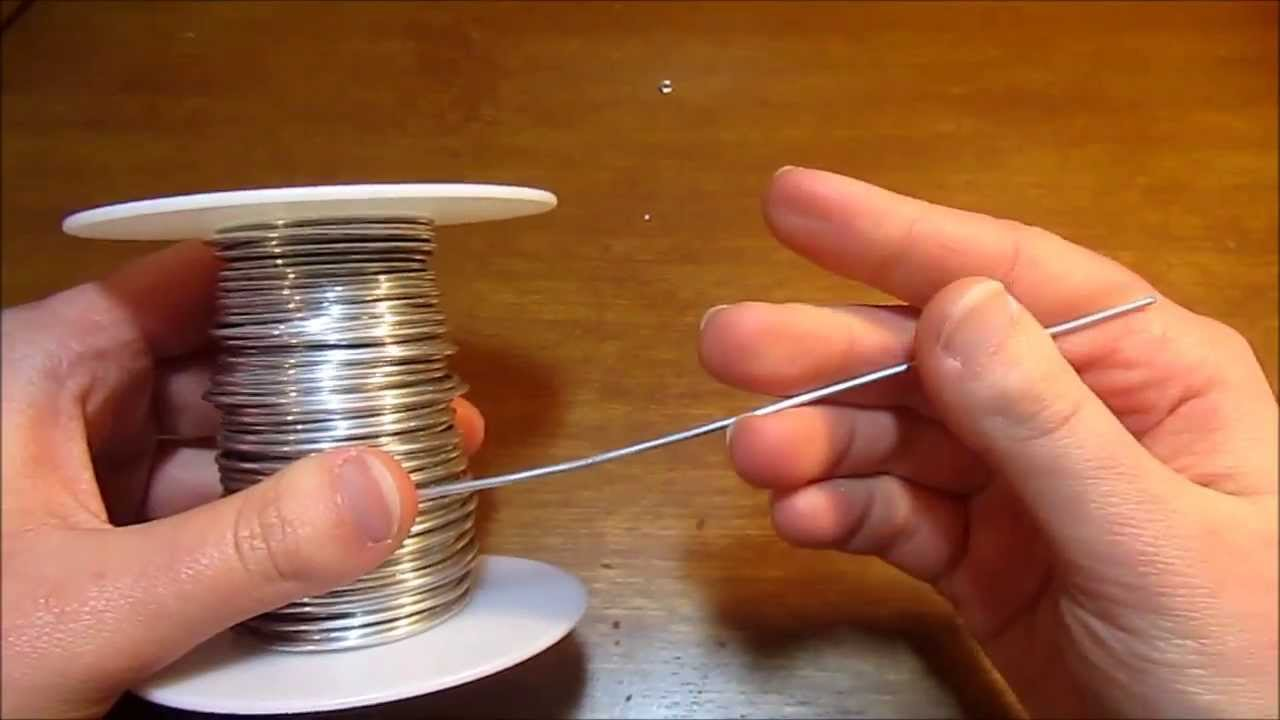 Jewelry making basics wire terminology and types for beginners jewelry making basics wire terminology and types for beginners youtube keyboard keysfo