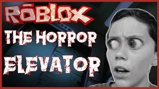 ROBLOX | THE HORROR ELEVATOR | BLOODY MARY ATE US | TRTZACH