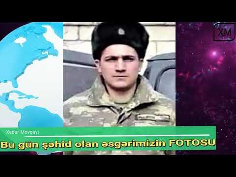 Bu Gün Şəhidimiz Var - Fotosu 27/03/2019