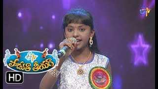 Nampally Station Kadi Song | Drisya sajan Performance | Padutha Theeyaga | 25th June 2017