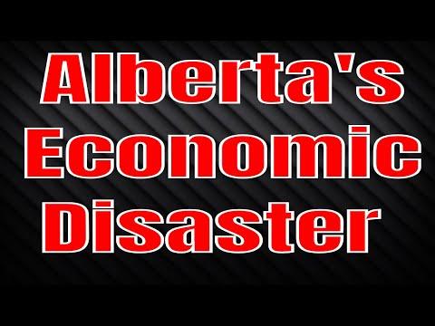 Alberta Economic Disaster Ahead - #alberta #calgary #edmonton