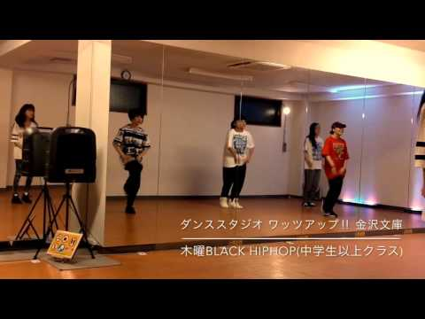 木曜BLACK HIPHOP 2016/04/07