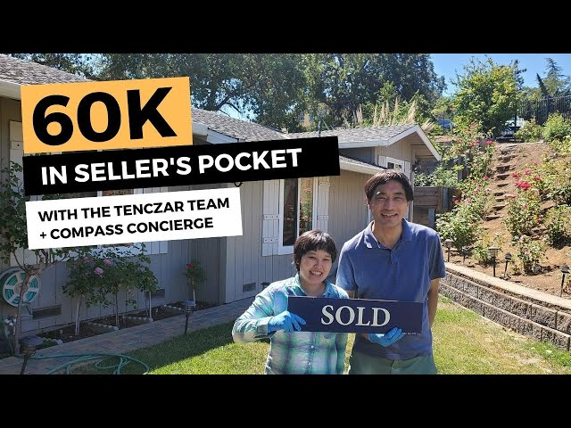 Compass Concierge Success! 474 Ella Dr, San Jose | Matt Tenczar