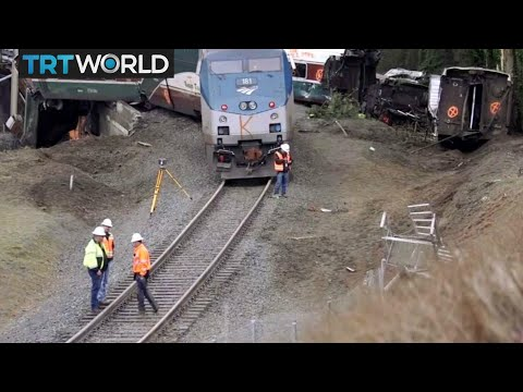 Washington Derailment: Authorities investigating cause of train crash