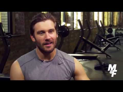 'Vikings' Star Clive Standen's Warrior Workout Muscle & Fitness