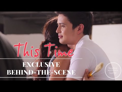 JaDine Sweet Moments Off-Cam!