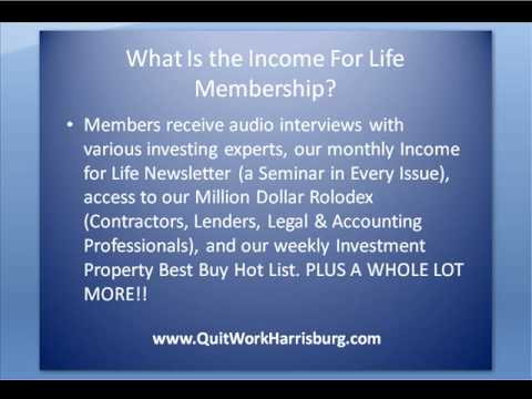 Real Estate Investing 2009 Dauphin County PA Pennsylvania Info
