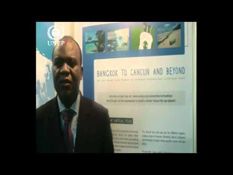 H.E. Mr. Syanga K.S Abilio, Vice Minister, Angola