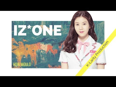 How Would IZ*ONE Sing Love Bomb - Fromis 9