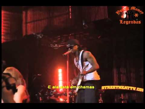 Lil' Wayne - On Fire Legendado