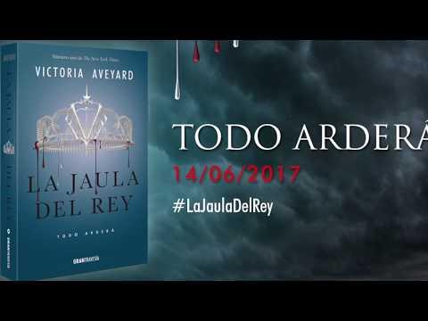LA JAULA DEL REY (Book Tráiler en español)