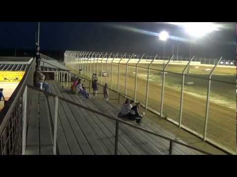 Outlaw Motor Speedway A Mod feature 5/18/12