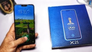 Hello Dosto is video me maine aap logo ko Vivo X21 ka ek Unboxing a...