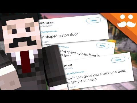 I Build your SCARY Redstone Ideas in Minecraft!