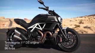 รุ่นและราคา Ducati Diavel บิ๊กไบค์แนว Sport Cruiser