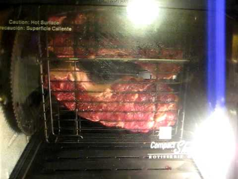 Ronco showtime rotisserie & bbq all models instructions & recipes.