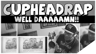 Reacting To Cuphead Rap Song Part 2 Epic! We Dealt With The Devil Ft. Bonecage | Daddyphatsnaps