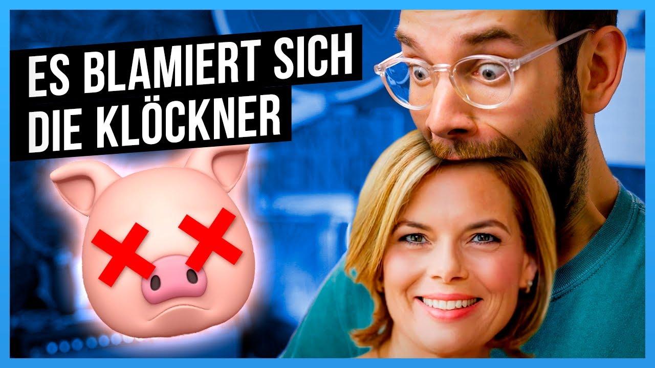 Wie sich Julia Klöckner blamiert