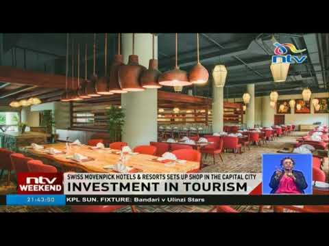 Swiss Movenpick hotels and resorts sets up shop in Nairobi