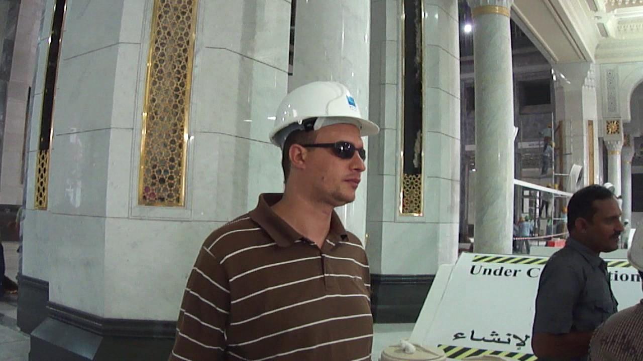 Download Makkah Al Mukarramah Shamiyah Project  NEW HARAM OPENING FIRST PRAY IN ASAR 19-07-2012