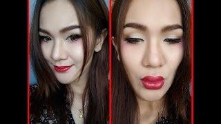 HOW TO สาวปากแดง แต่งหน้าเบาๆ รับอั่งเปาวันตรุษจีน Thumbnail