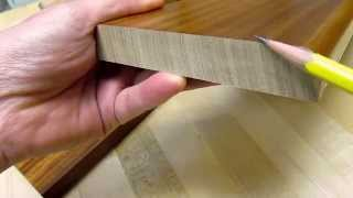 3 Beautiful Finishes For Ribbon Stripe Sapele Woodworking Projects