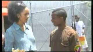 ☆ ITY & FANCY CAT   TVJ  HOW WOULD YOU REACT {JAMAICA} {SEPT 4TH 2011} ☆