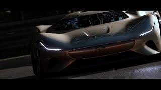 Gran Turismo Sport - Jaguar Vision Gran Turismo Coupé: Unveiled