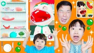 ★「ゲップしすぎ~!激辛&激マズ料理も作ったよ!」トッカ・キッチン2★Toca Kitchen 2★ thumbnail