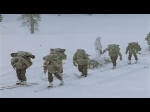 Soldiers on Skis: 10th Mountain Division