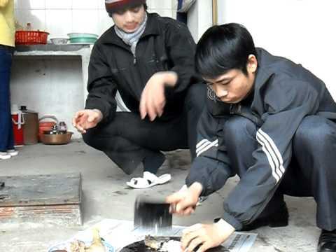 Học Chặt Thịt Gà -2011
