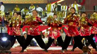 Cheer Leading, Japan 世界文化節,日本團的青春舞曲2016