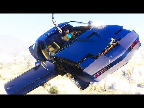 Die VERBUGGTE Welt von Grand Theft Auto Online!