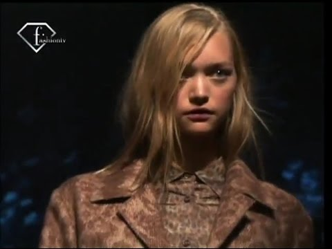fashiontv  FTV.com  FIRST FACE TALKS FW 0607 GEMMA WARD