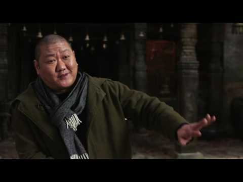 "Doctor Strange: Benedict Wong ""Wong"" Behind the Scenes Movie Interview"
