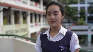 National Young Leader Award 2013 Finalist - Shermaine Ng