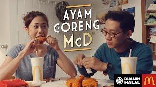 The Unmistakable Ayam Goreng McD™