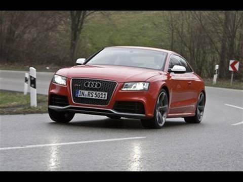 Audi RS Driven By Autocarcouk YouTube - Audi autocar