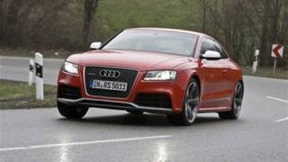 Audi RS5 driven by autocar.co.uk thumbnail
