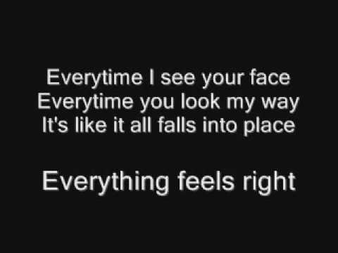 Simple Plan - Everytime + Lyrics