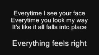 Simple Plan - Everytime + Lyrics