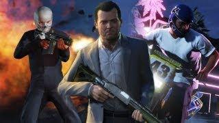 GTA 5 - Vorschau / Preview zum potentiellen Megahit Grand Theft Auto 5