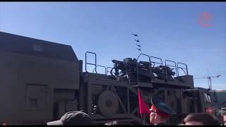 Парад Победы в Петербурге 2018