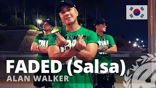 Download FADED (Salsa Remix) by Alan Walker | Zumba | Salsa | TML CRew Camper Cantos Mp3 and Videos