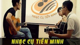 Giới thiệu chung Công Ty nhạc cụ Tiến Minh 51 - Phạm Văn Chiêu - P14 - Quận Gò Vấp - Tphcm