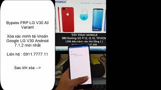 How To Bypass Google Account Frp Lock Lg Q6 Q6 Nougat 7 1 1