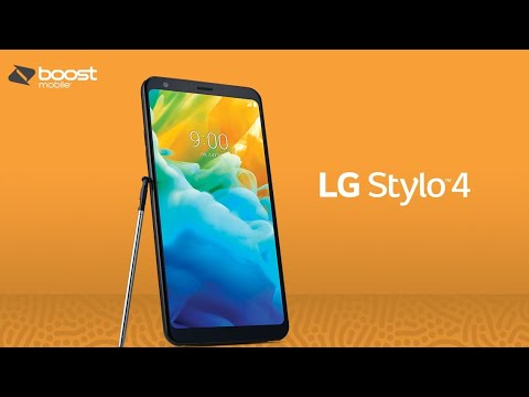 #BoostMobile #LG #Stylo LG Stylo 4 Review