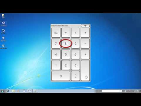 How to Use Mouse Keys | Windows 10 / 8.1 / 8 / 7 / XP Tutorial