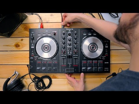 How To DJ With Pioneer DDJ-SB2, 3 of 5: Connecting Your Controller, Headphones and Speakers